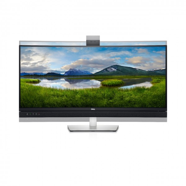 """Geschwungener Dell 86.36cm (34"""")-Videokonferenzmonitor – C3422WE"""